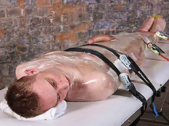 Wrapped Up and Strapped Down